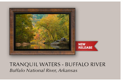 New release titled Tranquil Waters