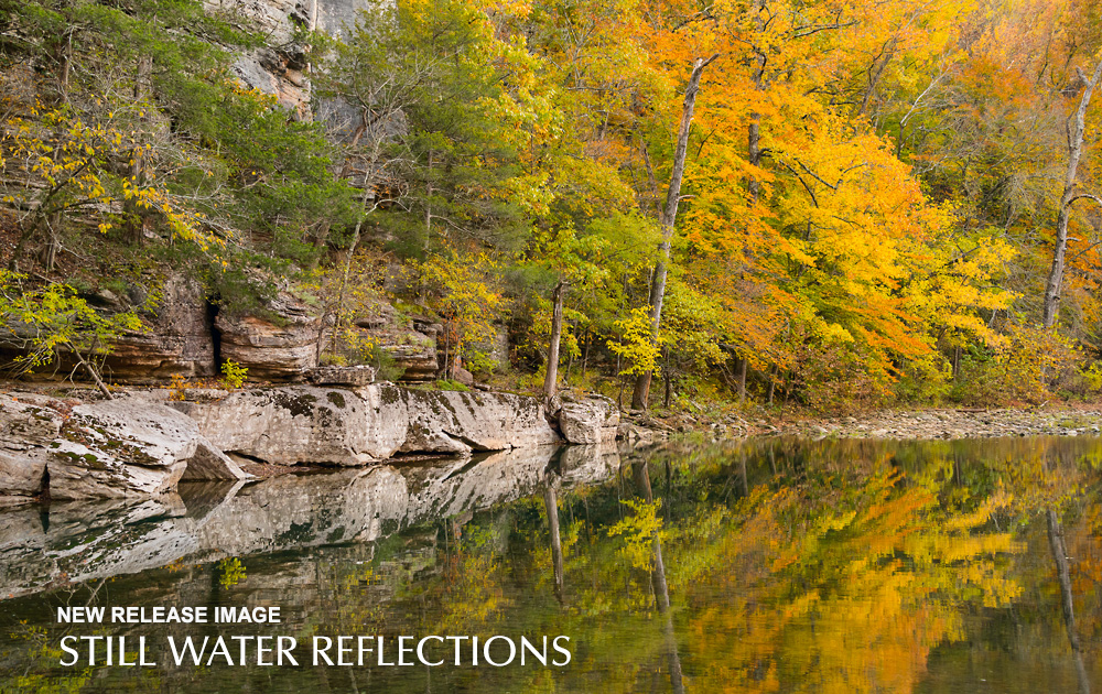 New release image titled Still Water Reflections