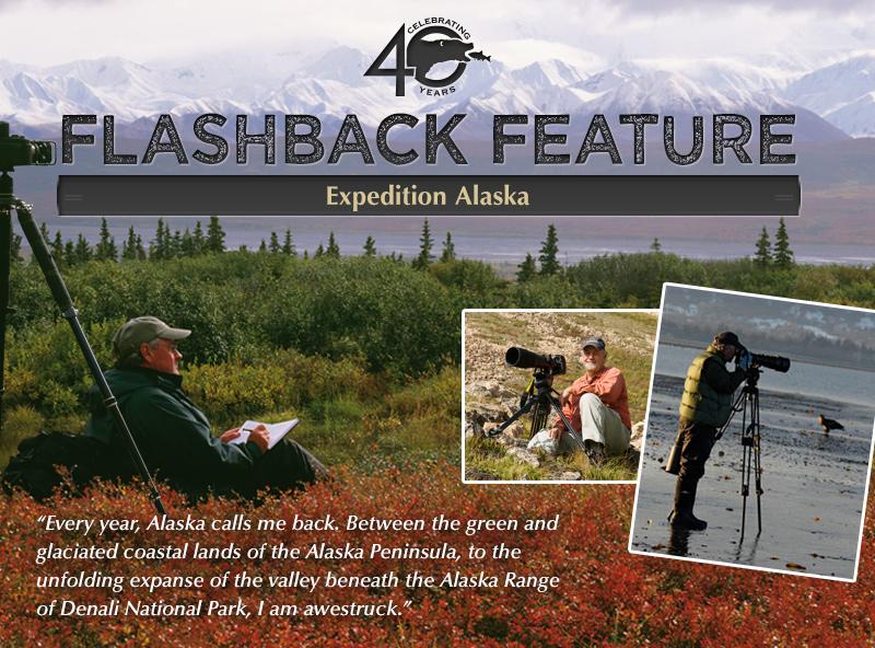 Flashback: Expedition Alaska