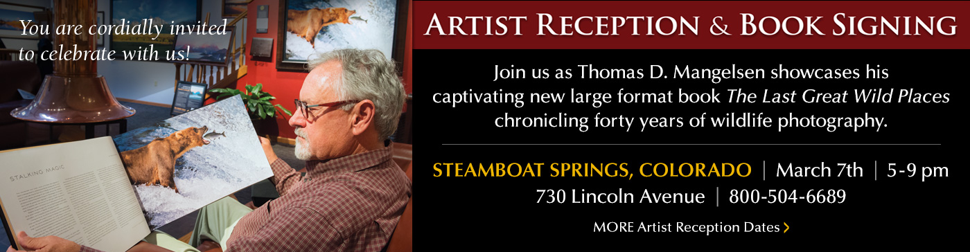 You're Invited to an Artist Reception