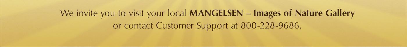 Find a Mangelsen gallery near you!