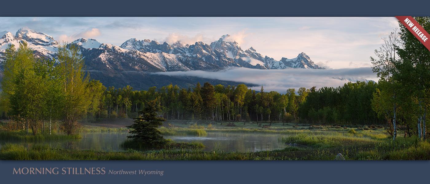New Image Release titled Morning Stillness