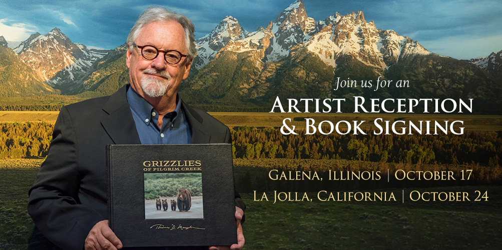 You are cordially invited to an Artist Reception and Book Signing.