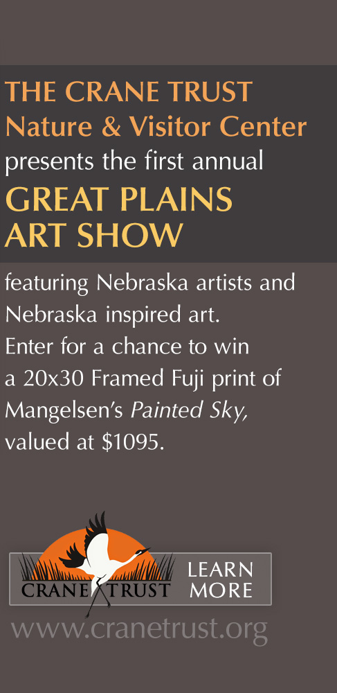 More information about the Great Plains Art Show and raffle