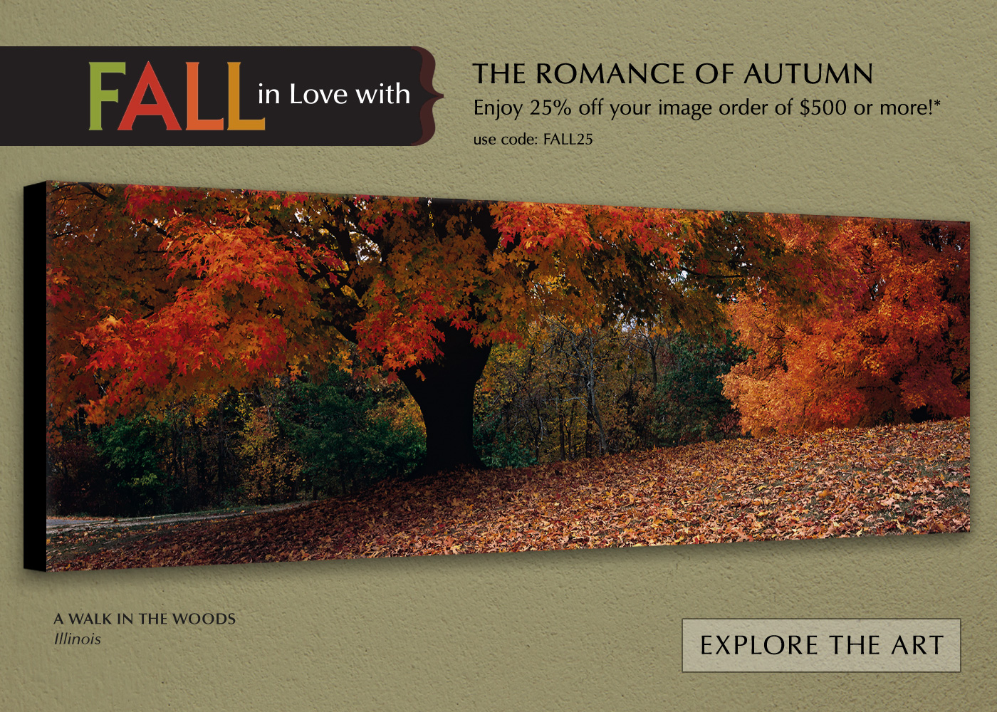 FALL in Love with the Romance of Autumn