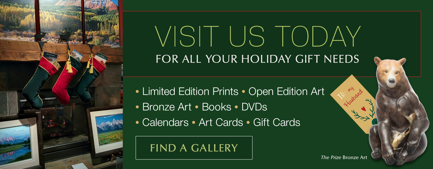 Come visit us to get all your holiday gift needs.