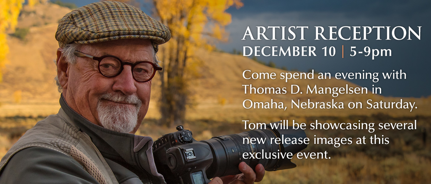 You're invited to an Artist Reception in Nebraska this Saturday!