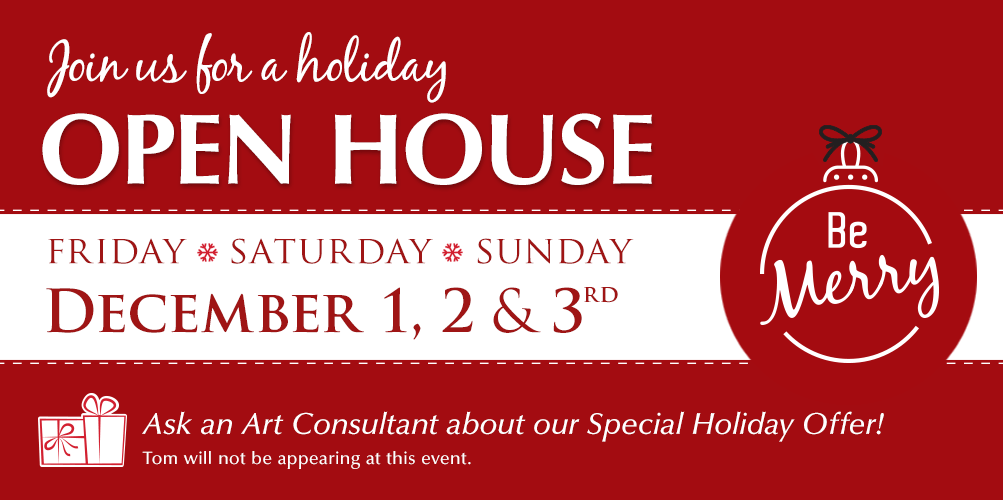 Join us for a holiday Open House