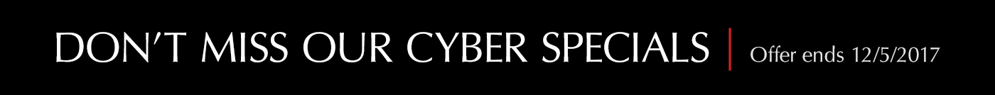 Final Days for Cyber Specials!