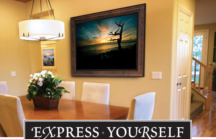 Cypress Sunset | Limited Edition