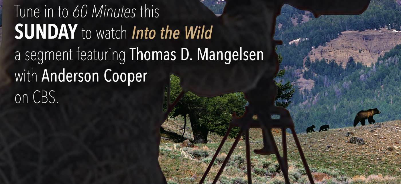 Check your local listings for 60 Minutes with Anderson Cooper.