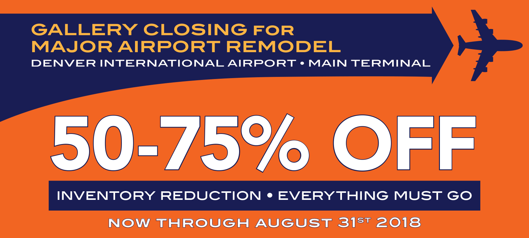 Closing for Major Airport Remodel - All in-stock fine art photographs are now 50-70% off.