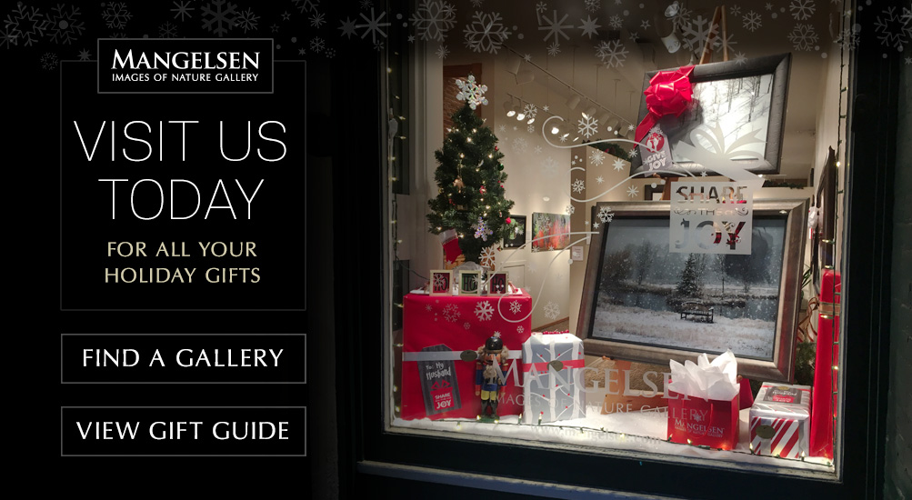 View the Mangelsen Gift Guide