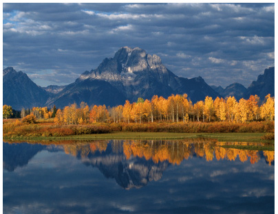 Collect an Artist Proof edition of Mt. Moran and Oxbow Bend at Mangelsen.com