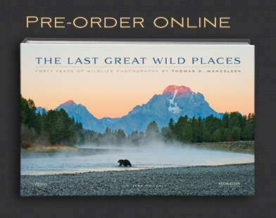 Pre-order The Last Great Wild Places